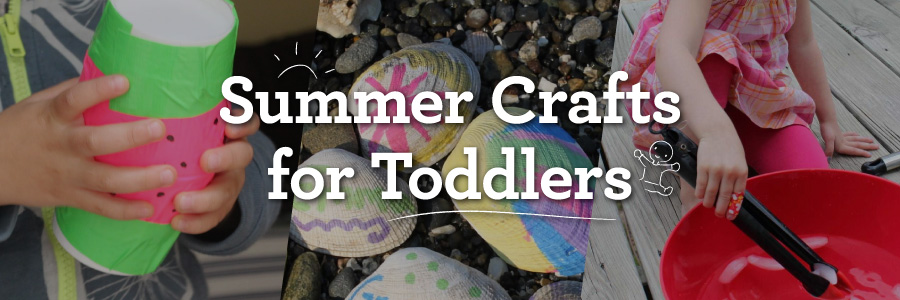 Summer Crafts For Toddlers Kiwico