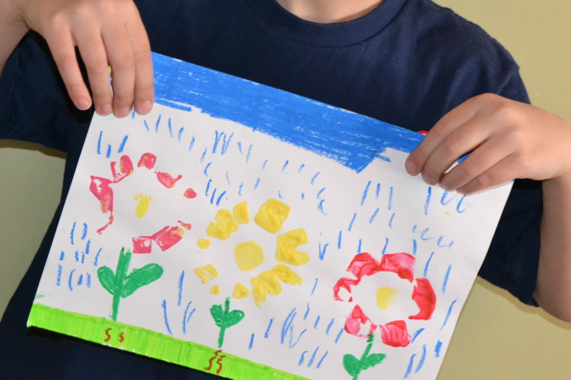 Mother S Day Crafts Preschoolers Can Make Kiwico