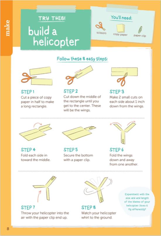 5 Amazing Flying Machines You Can Make Kiwico