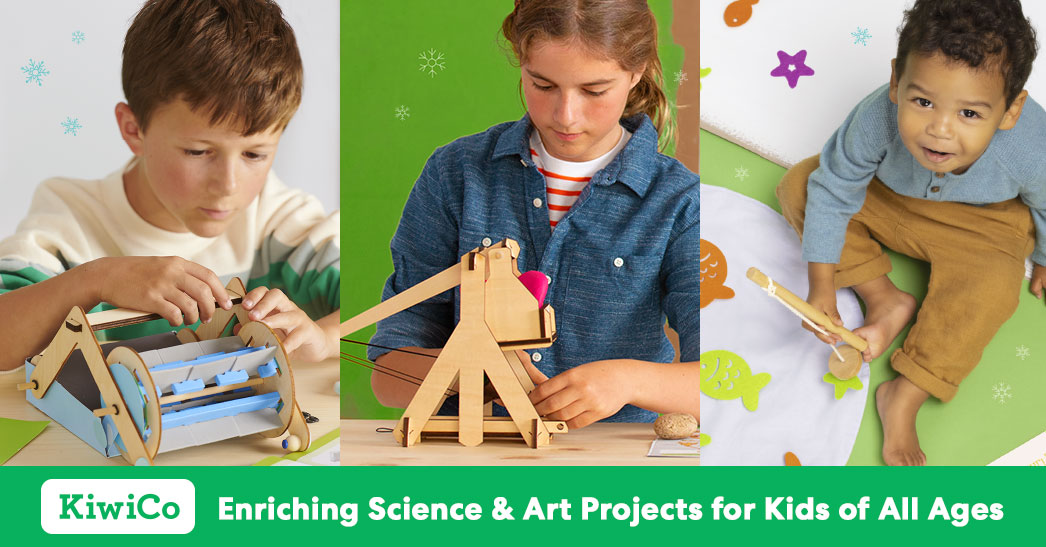 KiwiCo | Hands-On Learning Experience Based Play