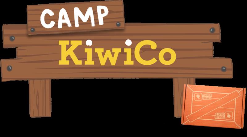 Camp Kiwico Logo