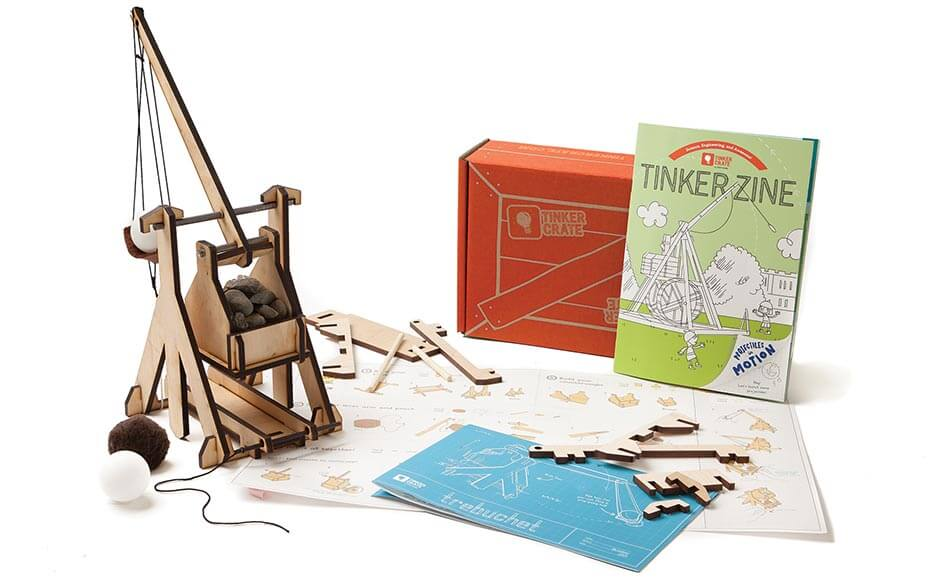 Tinker Crate from KiwiCo | Science & Engineering | Ages 9-16+