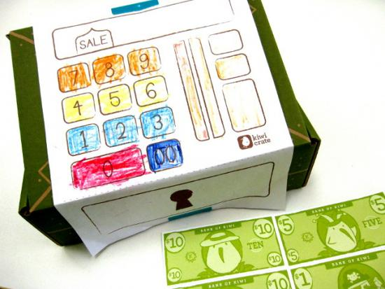 Kiwi-Crate-Cash-Register-DIY-Upcycle