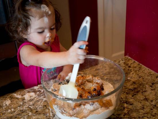 Thanksgiving pumpkin cookie recipe