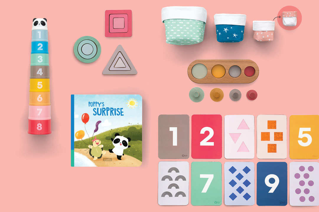 Early Learning Toys For Babies And Toddlers Panda Crate By